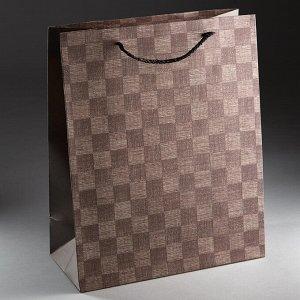 Пакет подарочный 32х26х12см ПАК2-071 min=12штук