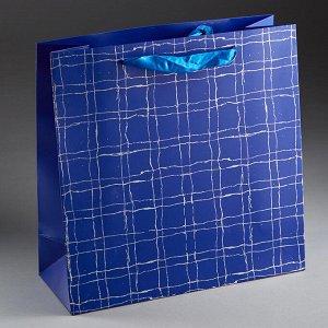 Пакет подарочный 25х25х9см ПАК2-043 min=12штук