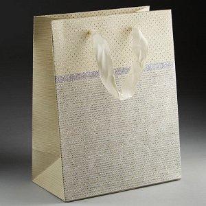 Пакет подарочный 23х18х10см ПАК2-050 min=12штук