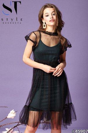 Платье двойка 45907