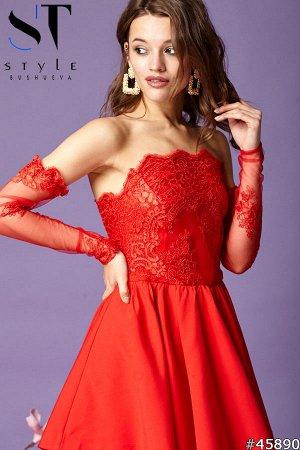 Платье 45890