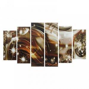 """Картина модульная на подрамнике """"Волшебный мир"""" 2-25*57,5;2-25*74,5;2-25*84,5, 150*84,5см"""