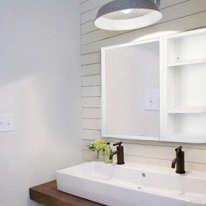 Набор для ванной комнаты Hilton Universal, цвет белый