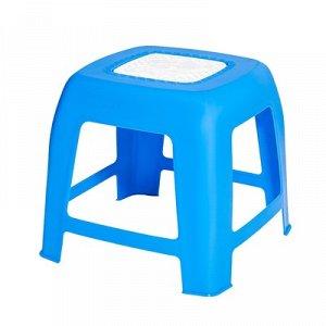 Табурет детский, цвет голубой 160-0060