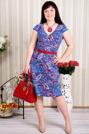 Платье П 43 (огурцы)