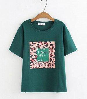Женская футболка 4XL