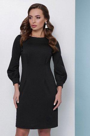 Платье 1701 черный
