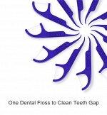 Зубная нить на шпажке флосс Xiaomi Soocare