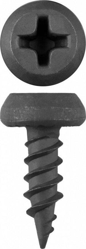 Саморезы КЛМ-Ф для листового металла