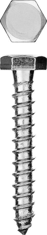 Шурупы ШДШ с шестигранной головкой (DIN 571)