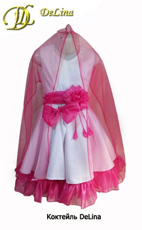 Платье Коктейльное DeLina