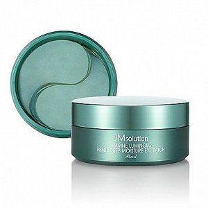 JMsolution Marine Luminous Pearl Deep Moisture Eye Patch Патчи под глаза