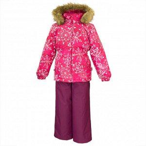 Зимний Комплект для девочек Huppa 116см