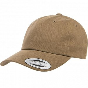 "Кепка с низким профилем ""dad cap"", 6 панелей"