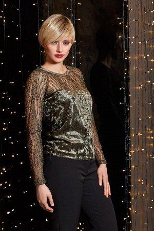 Праздничная блузка (германия)