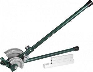 """Трубогиб KRAFTOOL """"INDUSTRIE"""" для точной гибки труб из мягкой меди под углом до 90град"""