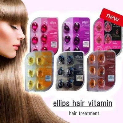 🔴 Витамины, капли и др. из Японии! — Витамины Ellips и товары для волос ! Шикарные отзывы — Восстановление и увлажнение