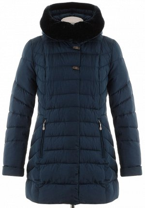 Удлиненная зимняя куртка NIA-8296