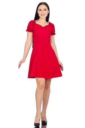 Платье Цвет бордовый. Комплектация платье. Состав полиэстер - 62%, вискоза - 34%, эластан - 4%. Бренд