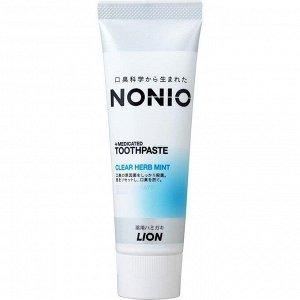 LION NONIO - паста против неприятного запаха
