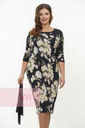 Платье женское 181-3417