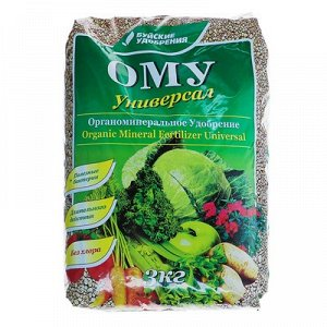 """Удобрение органоминеральное """"Универсал"""", 3 кг"""