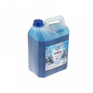 """Жидкость для биотуалета """"Девон-Зима"""", 5 л, для нижнего бака"""