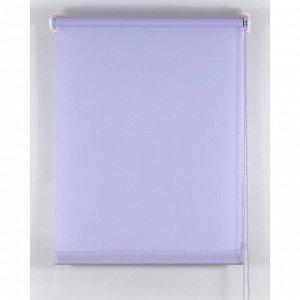 Рулонная штора Магеллан (шторы и фурнитура) «Комфортиссимо». размер 65?160 см. цвет серо-голубой