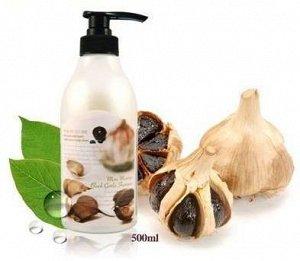 3W CLINIC Маска для волос More Moisture Black Garlic Hair pack, 1000мл
