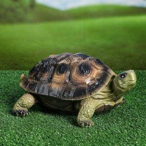 """Садовая фигура """"Черепаха"""" большая 31*23*12 см"""