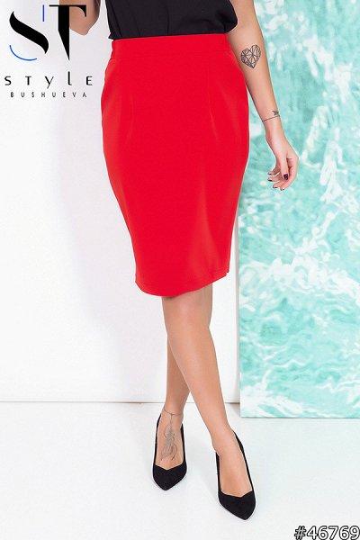 ⭐️*SТ-Style*Новинки+ Распродажа*Огромный выбор одежды! — Юбки — Прямые юбки