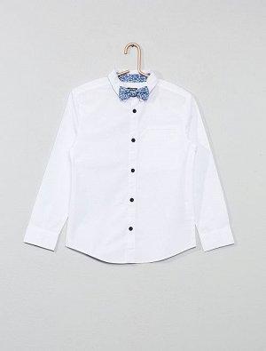 Рубашка  и галстук-бабочка
