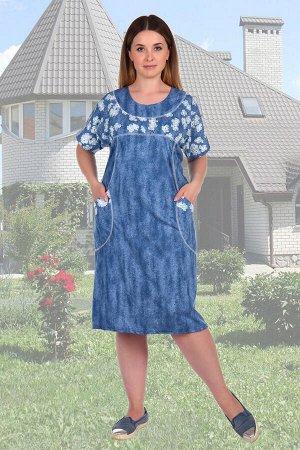 Платье Бузина