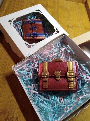 Портфель Вес 95+-5гр. Упаковано в коробку!
