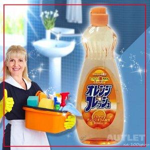 """Жидкость для мытья посуды """"Fresh - свежесть апельсина"""""""