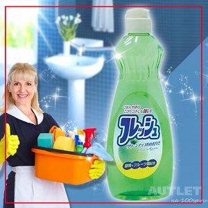 """Жидкость для мытья посуды """"Fresh - свежесть яблока"""""""