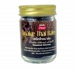 Тайский чёрный бальзам Кобра, Banna, 50 гр.