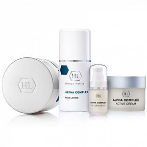 Очищение, тонизация, питание для кожи!  — ALPHA COMPLEX-Линия с AHA кислотами.ВОЗРАСТ 20+;30+ — Мыло косметическое