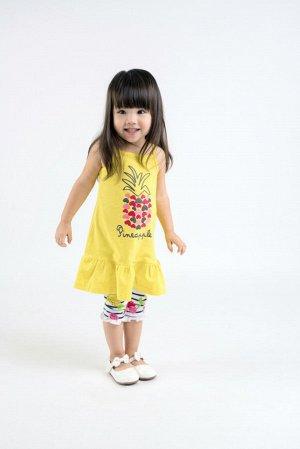 Платье детское трикотажное для девочек 80
