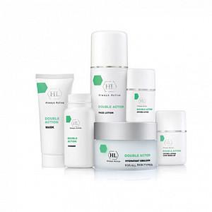 Очищение, тонизация, питание для кожи!  — DOUBLE ACTION-Уход для жирной кожи 16+ — Уход проблемной кожи