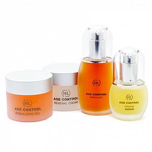 Очищение, тонизация, питание для кожи!  — AGE CONTROL-Линия с фитоэстрогенами.Уход для зрелой кожи 35+ — Антивозрастной уход