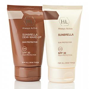 Очищение, тонизация, питание для кожи!  — SUNBRELLA -Линия солнцезащитных средств — Солнцезащитные средства