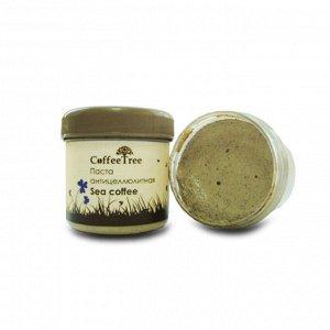 Паста для антицеллюлитного обертывания (водоросли+зелен кофе) 160гр