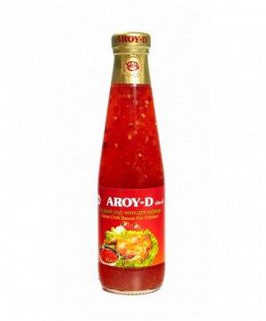 Соус Чили сладкий для курицы AROY-D ст/б 1/350г 1/24