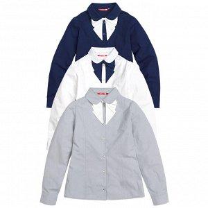 Блузка для девочек (1 шт в кор.)