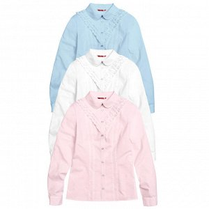 GWCJ8040 блузка для девочек