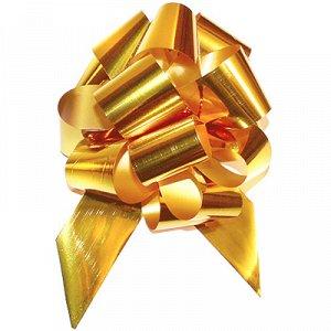 Бант шар металлик Золото 5см