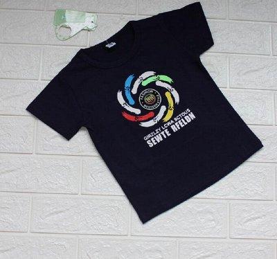 Мега пристрой  товаров для кухни, ванной, рукоделия, одежды! — Яркие футболки для МАЛЬЧИКОВ, рисунок заливка! ХЛОПОК — Для мальчиков