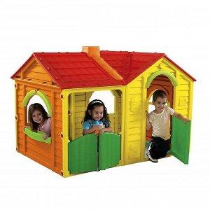 Детский домик Garden Villa Playhouse, МИКС