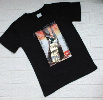 ⚡Косметика, аксессуары, одежда! Одноразовые маски⚡  — Яркие футболки для МАЛЬЧИКОВ, рисунок заливка! ХЛОПОК — Для мальчиков